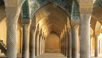 Iran-Inside-a-Mosque